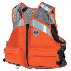 Industrial Mesh Life Jacket