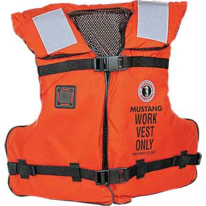 Type III/V Work Life Jacket