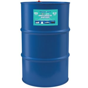 WinterSafe -50 Professional Grade Marine Antifreeze, 55gal.