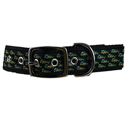 Mini Dolphinfish Dog Collar