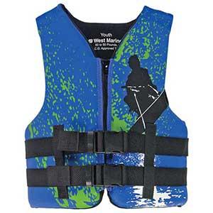 West Marine Kid's Neoprene Jacket