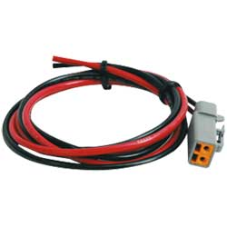 Control Box Power Pigtail - 36""