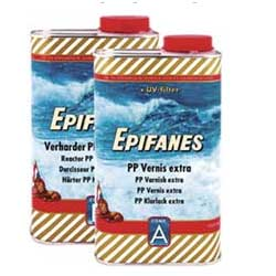 Epifanes PP Varnish Extra Sale $209.99 SKU: 11046489 ID# PPX.2000 UPC# 8715559009061 :