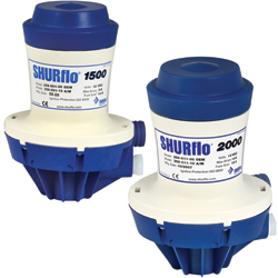 Shurflo Livewell 1500 Pump Sale $122.99 SKU: 11049863 ID# 358-001-10 UPC# 752324010653 :