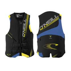 O'neill Assault Watersports Life Vest, Adult, Large, Chest Size 39-41 Sale $99.99 SKU: 11054160 ID# 3555-K78-L :