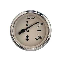 Trim Gauge - Euro Beige Stainless Steel