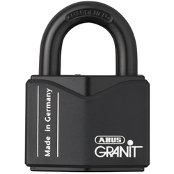 Granite Keyed Different Padlock, 1""