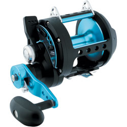 Saltist Two-Speed Lever Drag Reels