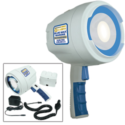 Blue Max Marine 2 Million Candlepower Rechargeable Spotlight