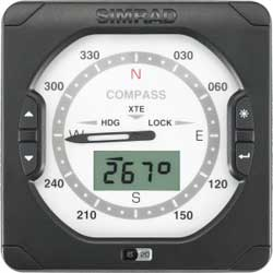 Simrad IS20 Compass Display