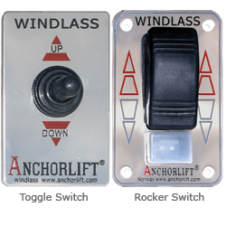 Windlass Switches