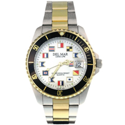 Men's Nautical Dial Sport Watch