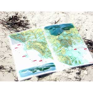 Coastal Charts Marco Island to Cape Romano Nautical Chart