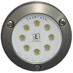SeaBlaze3 Underwater LED Light, Blue