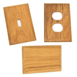 Solid Teak Covers