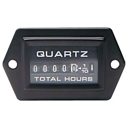 Rectangular Engine Hourmeter