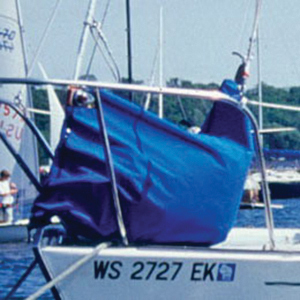"Large Headsail Bag, 28""dia. x 36""top x 48""bottom"
