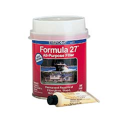 Evercoat Formula 27 Filler - Quart
