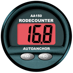 AutoAnchor 150 Rode Counter
