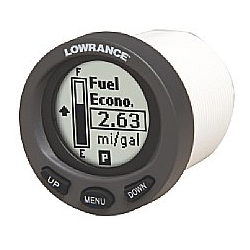 Lowrance LMF-200 Multi-Function Gauge without Sensor