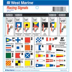 ISAF Race Signals