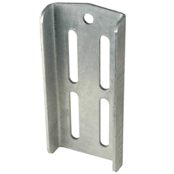 Double U-Bolt Bunk Brackets