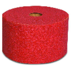 Red Abrasive Stikit Sheet Rolls