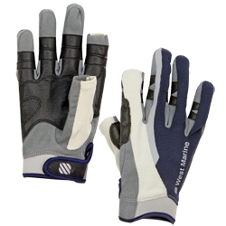 Men's Full-Finger Sailing Gloves