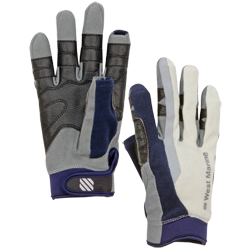 Women's Full-Finger Sailing Gloves