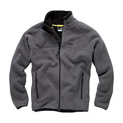 Gill Men's I4 Polar Fleece Jacket; Ash;