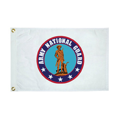 "Army National Guard Novelty Flag, 12"" x 18"""