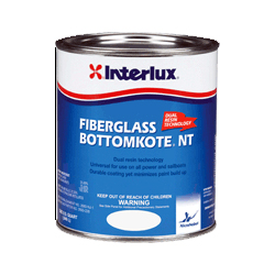 Interlux Fiberglass Bottomkote NT, Black, 3 Gal. Sale $319.99 SKU: 11782877 ID# YBB379/3 UPC# 81948000420 :