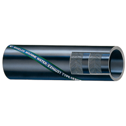 Shields Rubber 1-1/4 Series 200 Exhaust/Water Hose