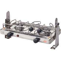 Two-Burner Gimbaled Propane Cooktop