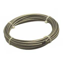 Rail Easy Cable, Stainless Steel, 5/32 x 100'