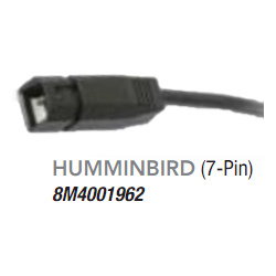 Motorguide Humminbird 7-Pin, 200-kHz Sonar Adapter