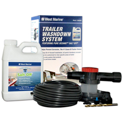 Trailer Spa Washdown System