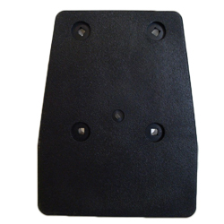 "Replacement 2"" Polyethylene Mounting Boards for Outboard Motor Bracket for bracket assembly 11887999 and 11887981"