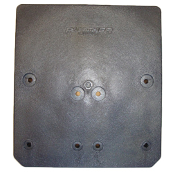 "Replacement 2"" Polyethylene Mounting Boards for Outboard Motor Bracket for bracket assembly 11888013"
