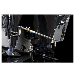 Auxiliary Outboard Steering Systems