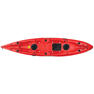 Tandem Sit-on-Top Kayak, Red