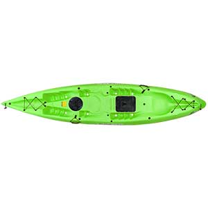 Pro 2 Tandem Recreational Kayak, Sit-On-Top, Lime