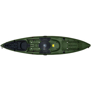 Sit-On-Top Stealth Kayak, Green