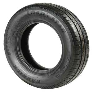 "Radial Trailer Tire, 12"", ST145/R12, Load Rating D"