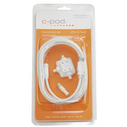 Cobra Electronics C-pod Connection Kit Sale $52.77 SKU: 11954468 ID# P1703-415 UPC# 7350031414189 :
