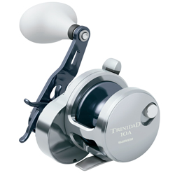 Trinidad AConventional Reel, TN16A. 320/20lb.. 6.2:1. 19.3oz.