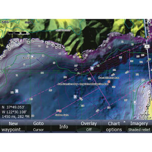 Nautic Insight™ HD - West Coverage (Inshore/Offshore Coverage from California to Washington & Hawaii)