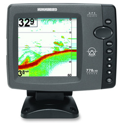 778c HD Fishfinder (Sonar Only)