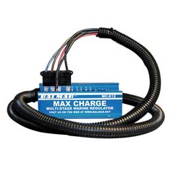 Max Charge Digital 12 Volt Regulator