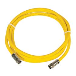 Coaxial Cord Set for HDTV and Net